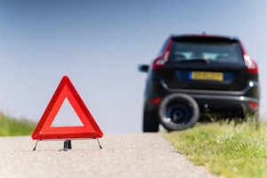 What to do in the event of a car accident