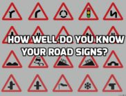 Road Signs Quiz: Test your knowledge of UK road signs