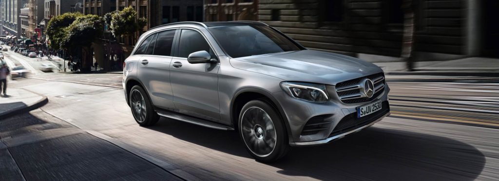 New Mercedes GLC