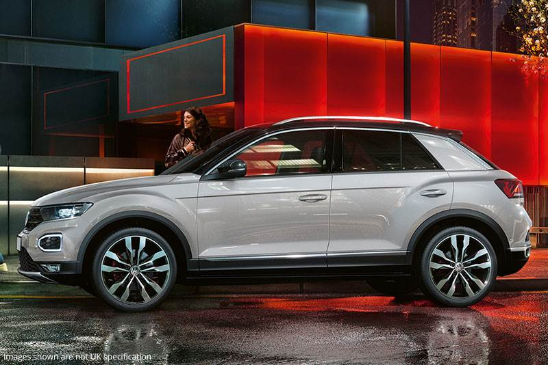 New VW T-Roc