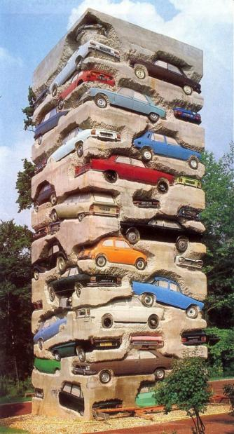 long-term parking