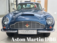 The Tordoff Collection – Aston Martin DB6