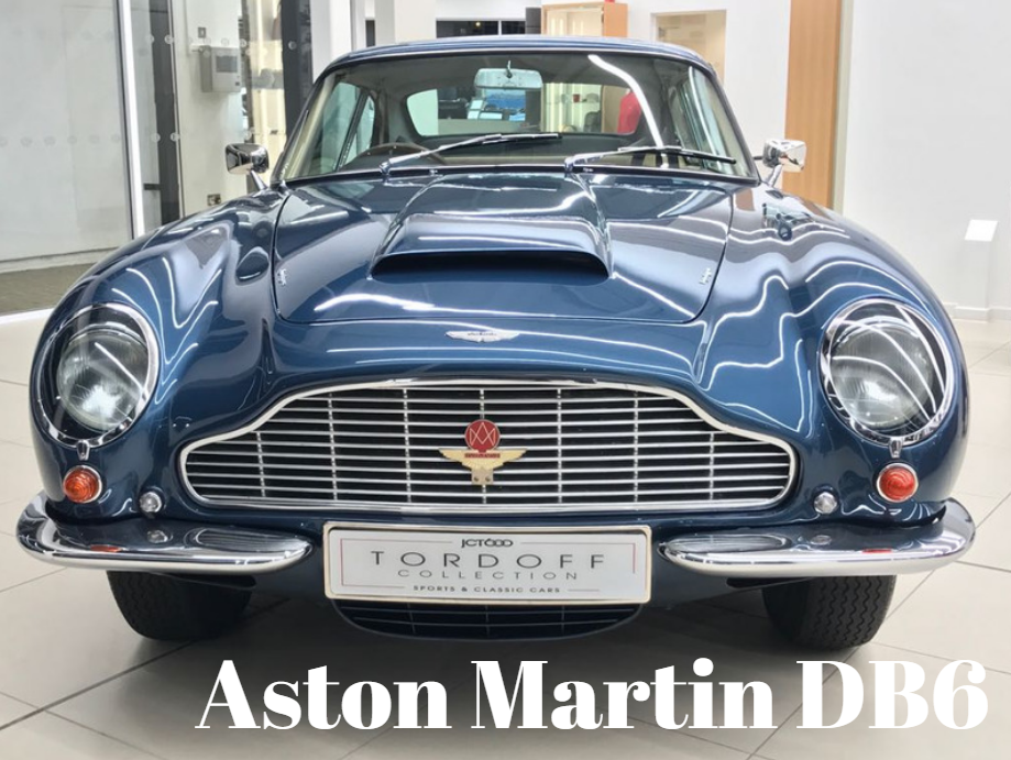 The Tordoff Collection - Aston Martin DB6
