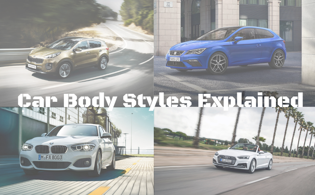 Car Body Styles Explained