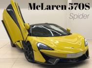The Tordoff Collection – McLaren 570S Spider