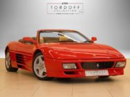 The Tordoff Collection – 1994 Ferrari 348 Spider