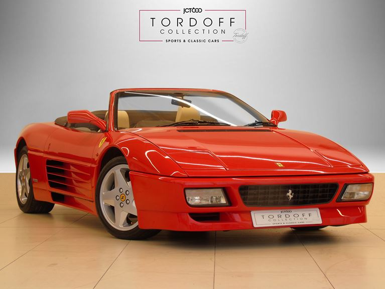 The Tordoff Collection - 1994 Ferrari 348 Spider