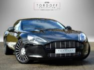 The Tordoff Collection – 2012 Aston Martin Rapide Touchtronic