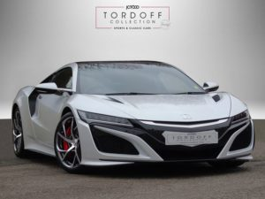 The Tordoff Collection – 2017 Honda NSX 3.5