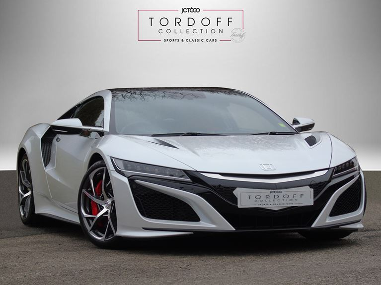 The Tordoff Collection - 2017 Honda NSX 3.5