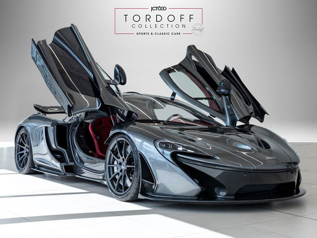 The Tordoff Collection - McLaren P1