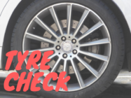 How to check your tyres are safe to drive on