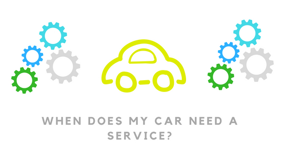 When Does My Car Need a service?