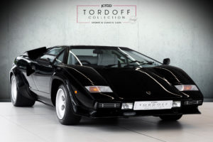 The Tordoff Collection – Lamborghini Countach
