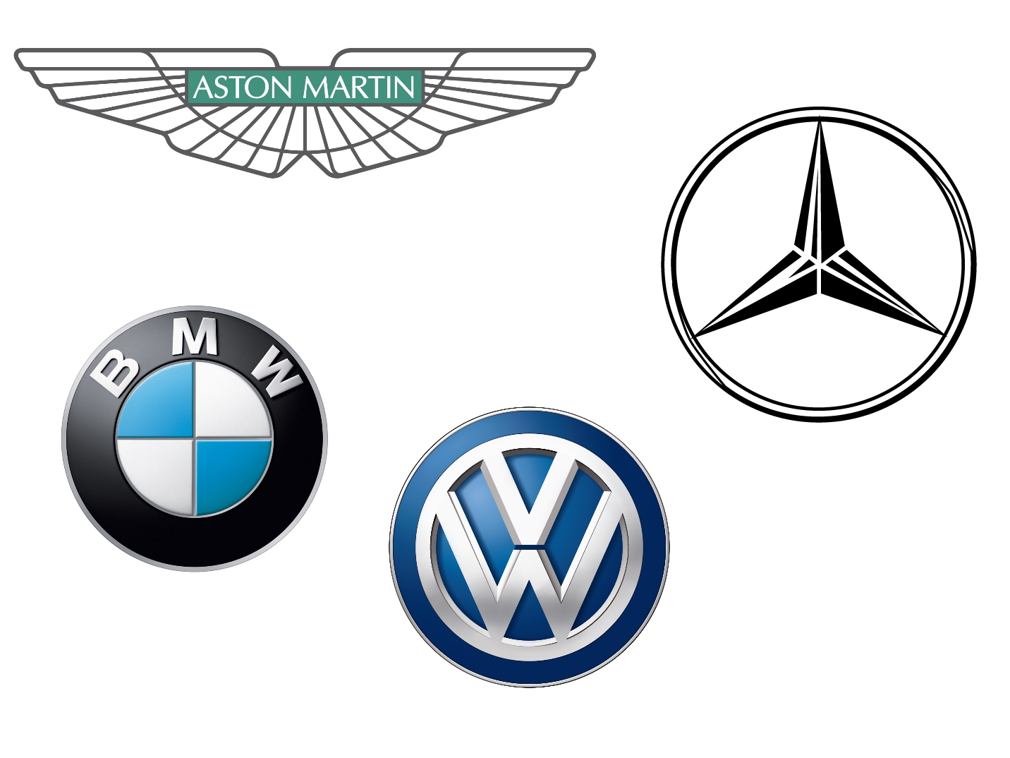 See How 10 Iconic Car Brand Logos Have Evolved [GIFs]