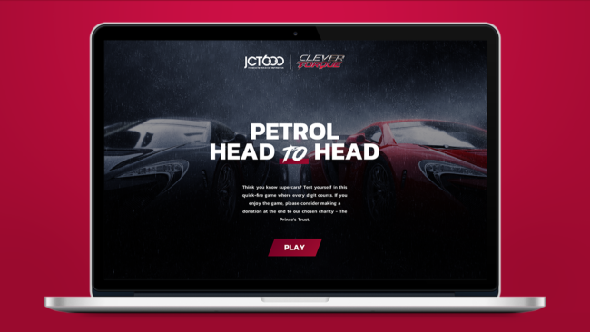 JCT600 launches Top Trumps-style car game for petrolheads
