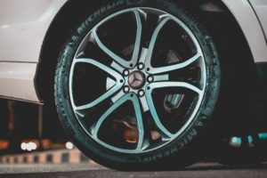 How to check tyre tread depth for safe and legal driving
