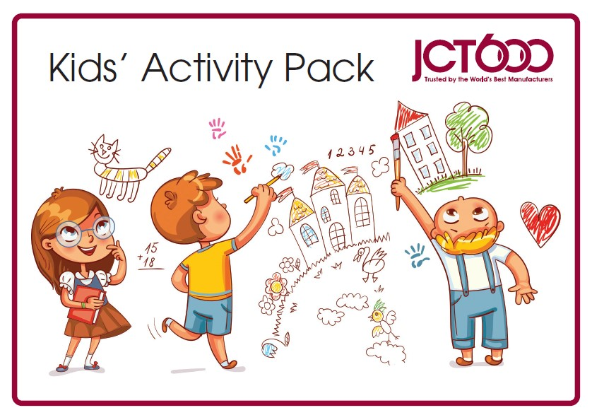 JCT600 Kids' Activity Pack #4