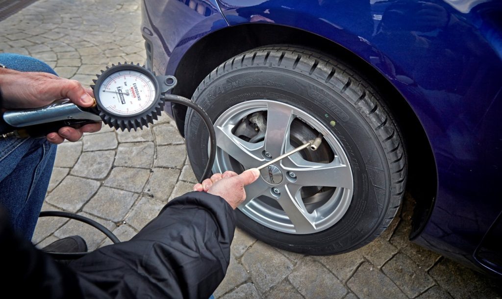 tyre check 1
