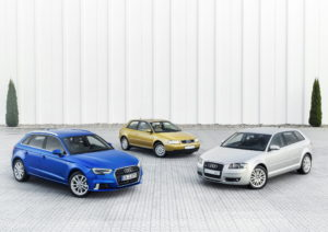 The History of the Audi A3