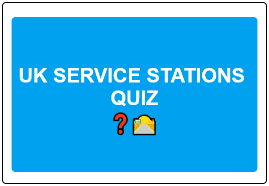 How well do you know Britain's service stations? [Quiz]