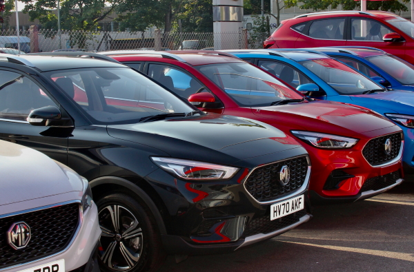 Can you name every model in the MG line-up? QUIZ
