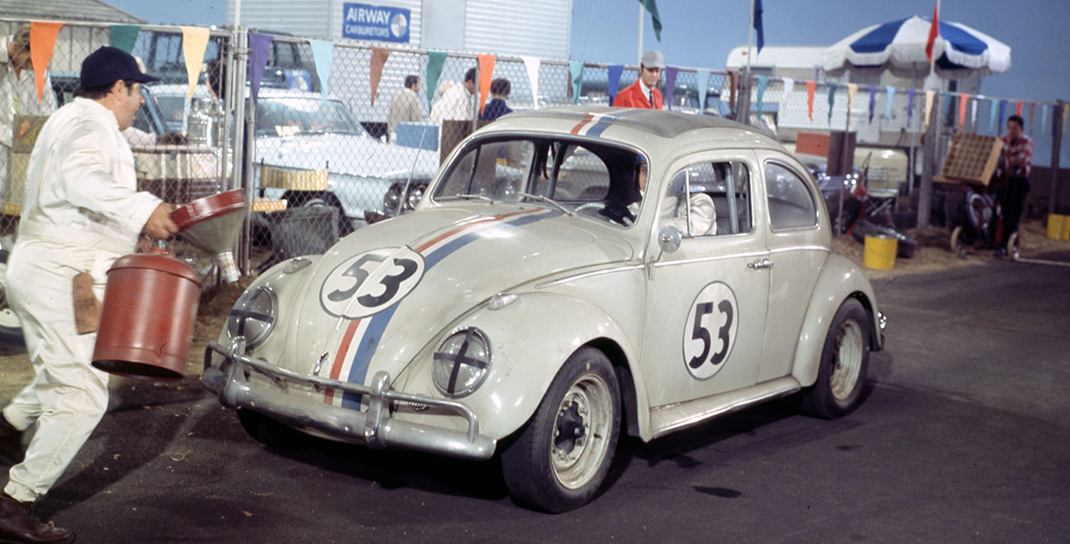 10 Famous Movie Cars We Love