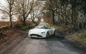 5 things you'll love about… the Aston Martin Vantage Roadster