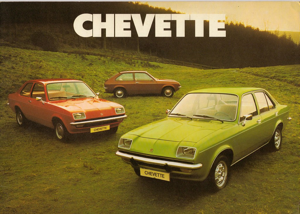 Which cars have British motorists learned to drive in over the years?
