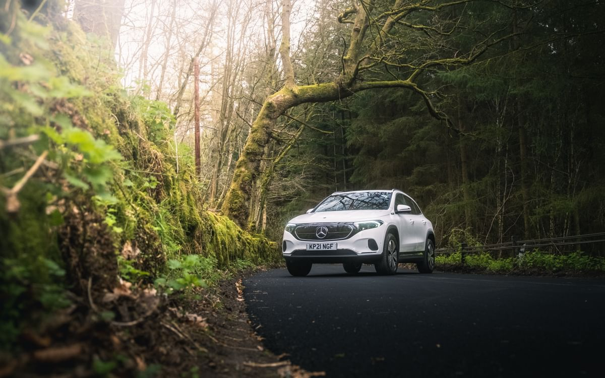 5 things you'll love about… the Mercedes-Benz EQA